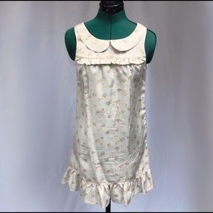Urban outfitters silk dress small